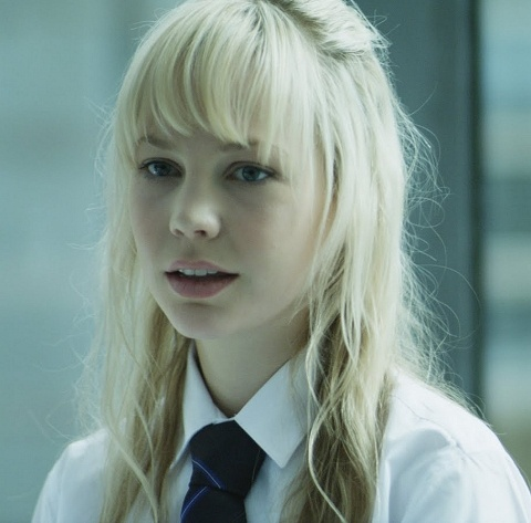 Adelaide Clemens as Rylie Jameson (RJ) inspiration