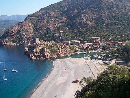 Port de Porto - Corse