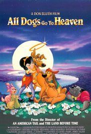 All Dogs Go to Heaven Poster