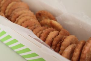 Homemade Ritz Crackers   My Food Storage Cookbook