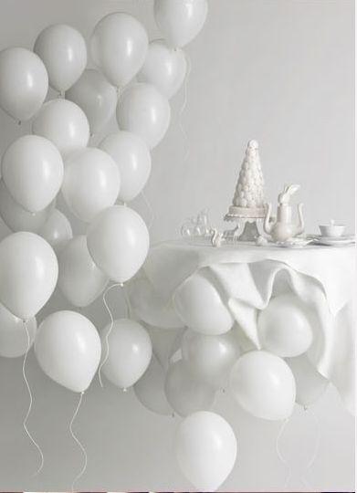 ALL WHITE LOVE IT !!!   Branco