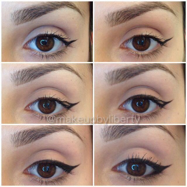 ... Blackest Black. Sigma E10 Small Eye Liner Brush. YouTube/libertyxkills