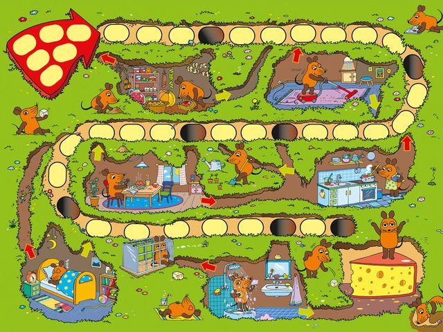 Spielanleitung Mausefalle
