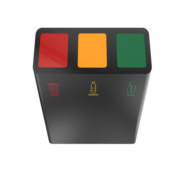 PISCO PC - Genius recycling bin
