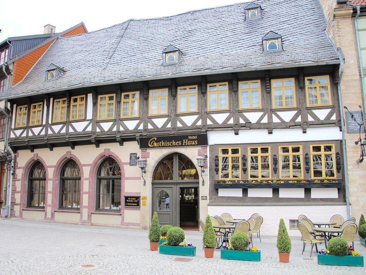 Hotel Gotisches Haus Weringerode
