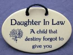 daughter in law quotes - Google Search