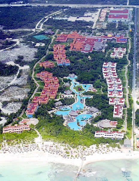 Iberostar Paraiso Beach - Playa Del Carmen Mexico Great Resort!