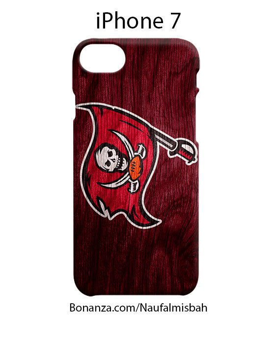 Tampa Bay Buccaneers Inspired iPhone 7 Case Cover Wrap Around