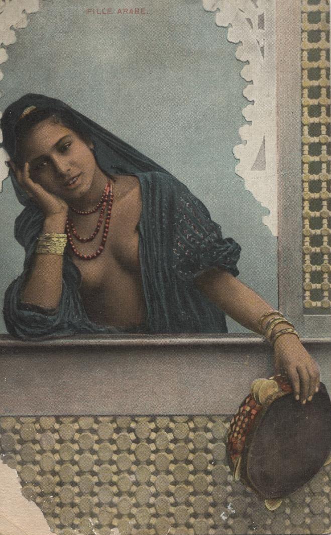 Fille Arabe Lichtenstern & Harari, Cairo n° 172