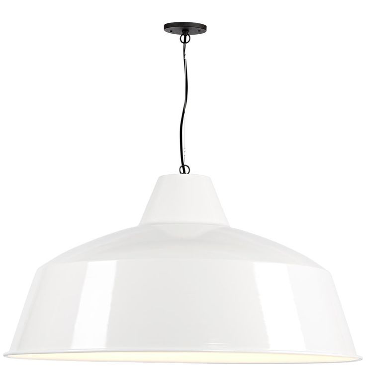 Go big wyatt warehouse pendant large loft lighting rejuvenation