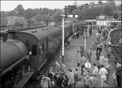 Sutton Coldfield - The Railway Connection