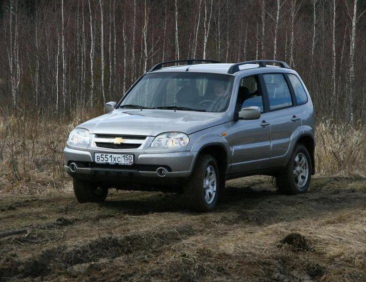 Niva Chevrolet price - http://autotras.com