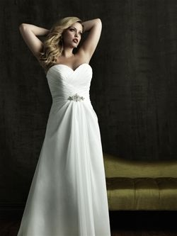 Allure Wedding Gown - Women Collection - Style #W270