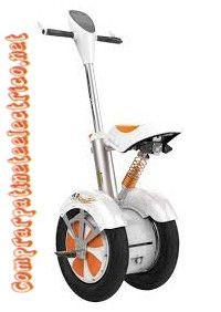 Ven a conocer en nuestra pagina web este Segway Airwheel A3 Scooter eléctrico con asiento