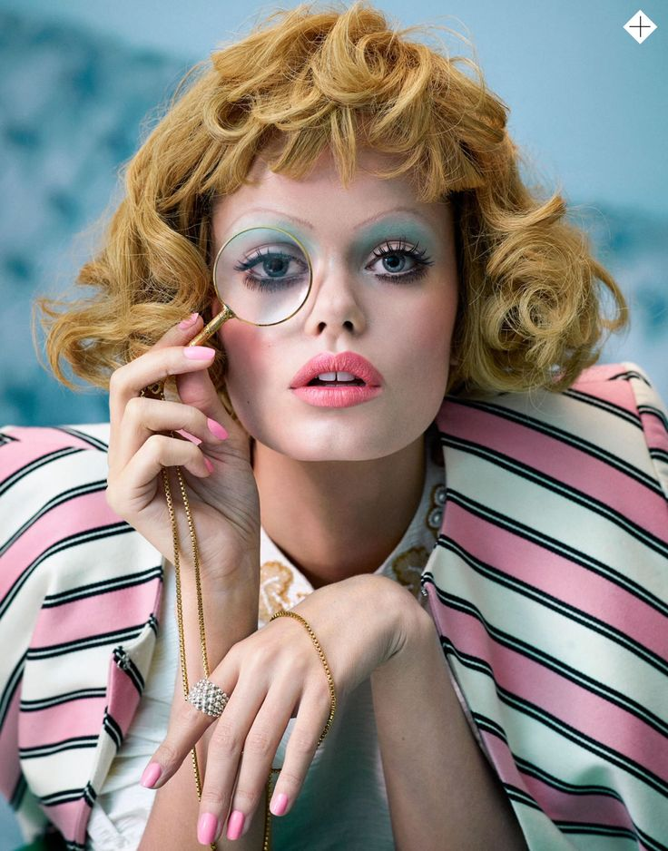 Frida Aasen by Sandrine Dulermo & Michael Labica for Stylist London February 17th, 2015