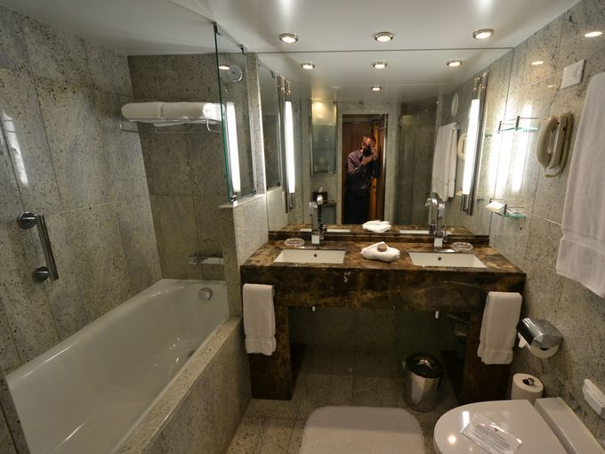 17 best images about yacht cruise bathrooms on pinterest for High end cruise lines