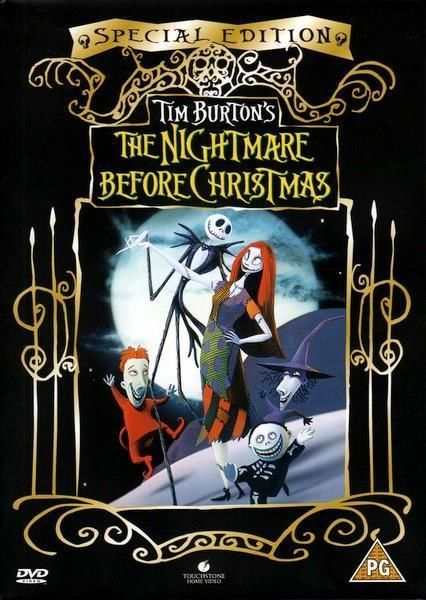 25+ beste ideeën over Nightmare before christmas dvd op Pinterest ...