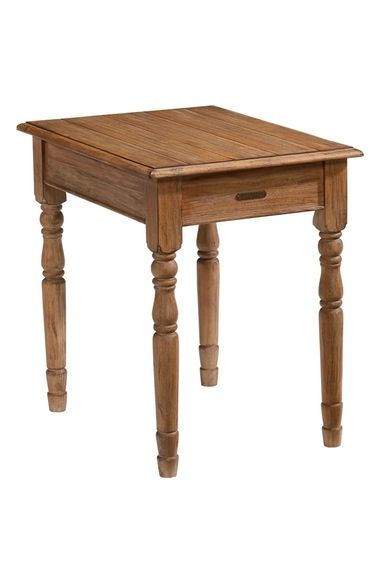 Magnolia Home 'Primitive' Wooden End Table available at #Nordstrom