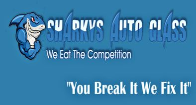 Sharky's Offering Auto Glass Replacement in Raleigh NC