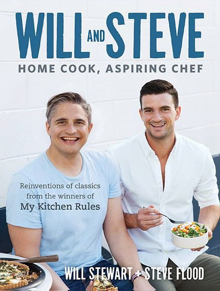 Will and Steve | Home Cook, Aspiring Chef – Personally Signed by Will and Steve