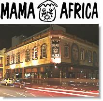 Mama Africa.  Authentic South African cuisine