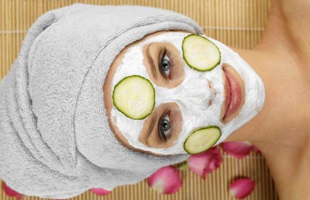 Натуральные маски для лица!