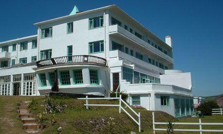 Burgh Island Hotel * Devon