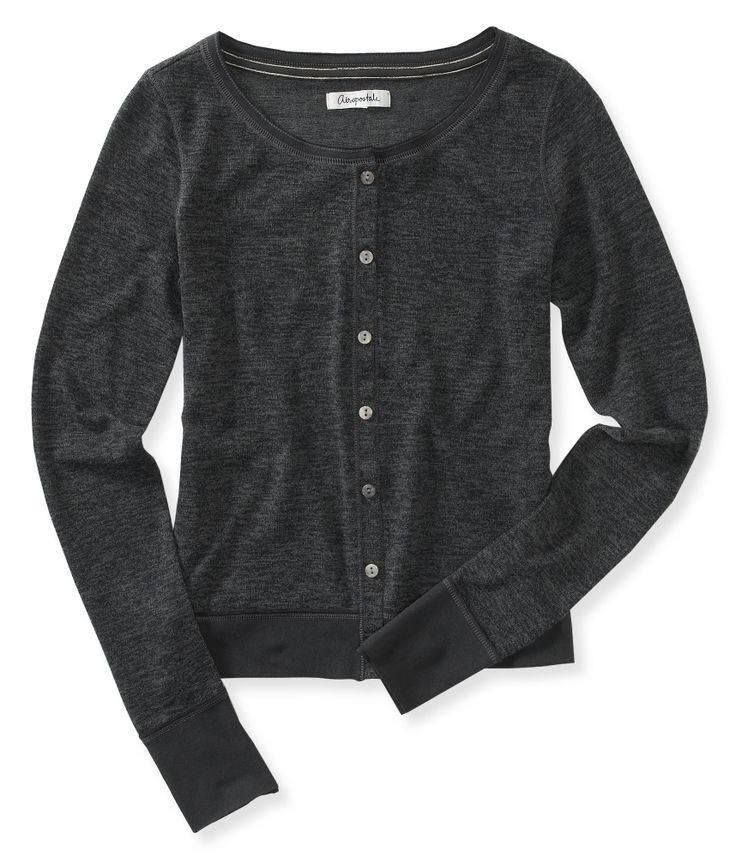 Lightweight Knit Cardigan from Aéropostale