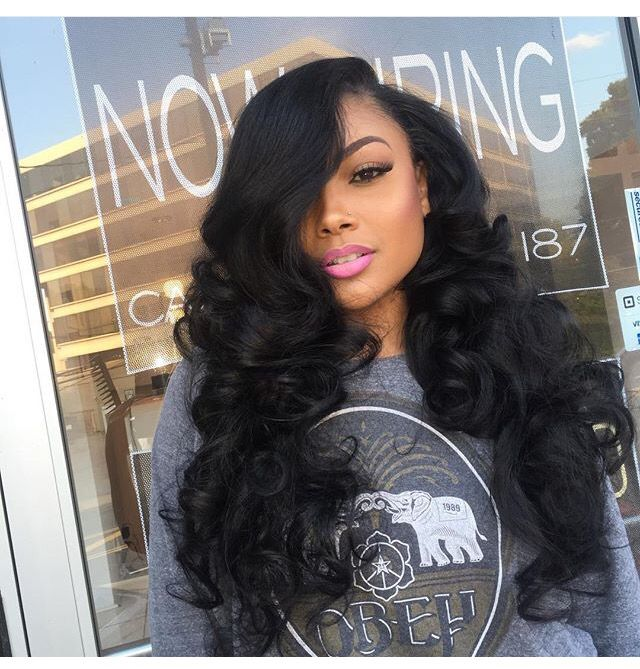 black and hair styles 876 best images about sew in hairstyles on 4739