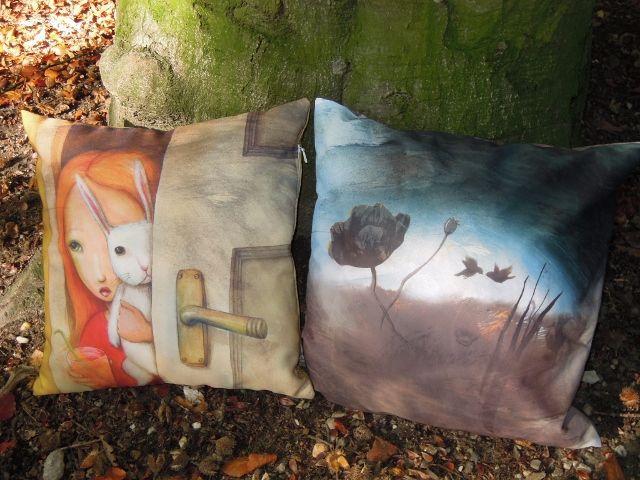 Jenny Bakker Pillow's 2