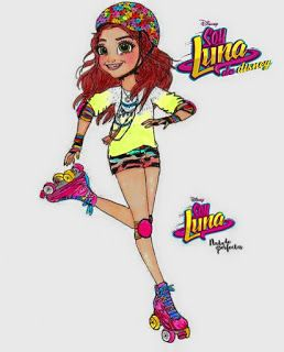 26 best dessin soy luna images on Pinterest Cartoon Disney channel and Drawings of