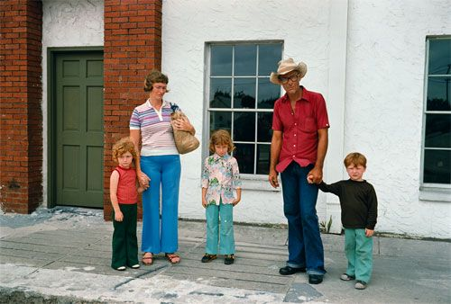 Ybor City, Florida 1983 from Recreation: American Photographs 1973-1988
