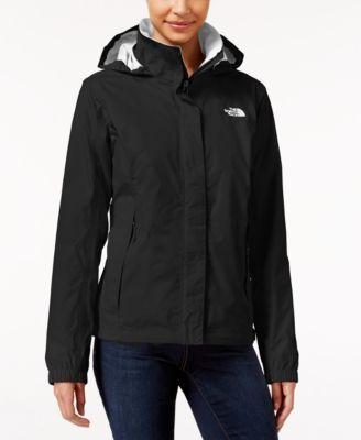The North Face Resolve Waterproof Jacket #RaincoatsForWomenChristmasGifts #RaincoatsForWomenTheNorthFace