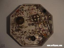 SP-OAEBB-Octagon magnetic fluid energizer coaster