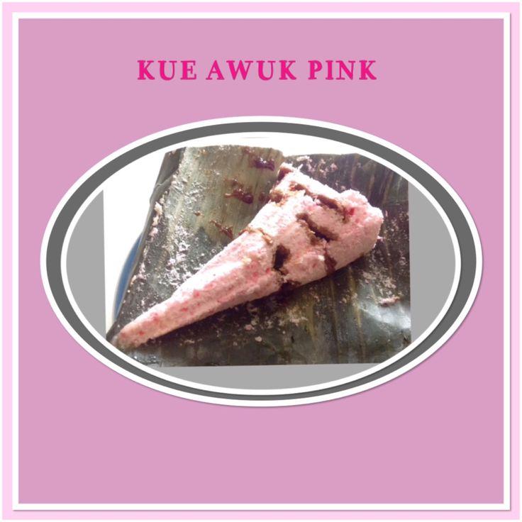 KUE AWUK PINK