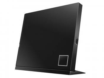 Gravador de Blu-Ray Externo 2MB Conexão USB 2.0 - Asus SBW-06D2X-U