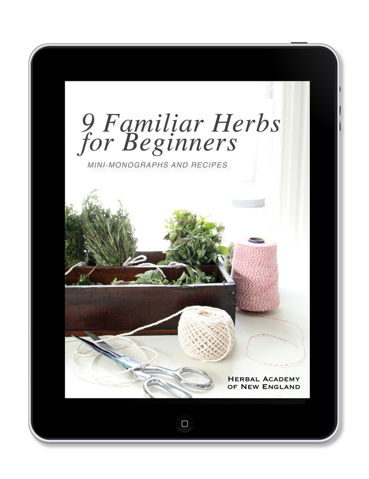 216 best books we love our favorites images on pinterest cold 9 familiar herbs for beginners ebook cover herbal academy of new england social fandeluxe Gallery