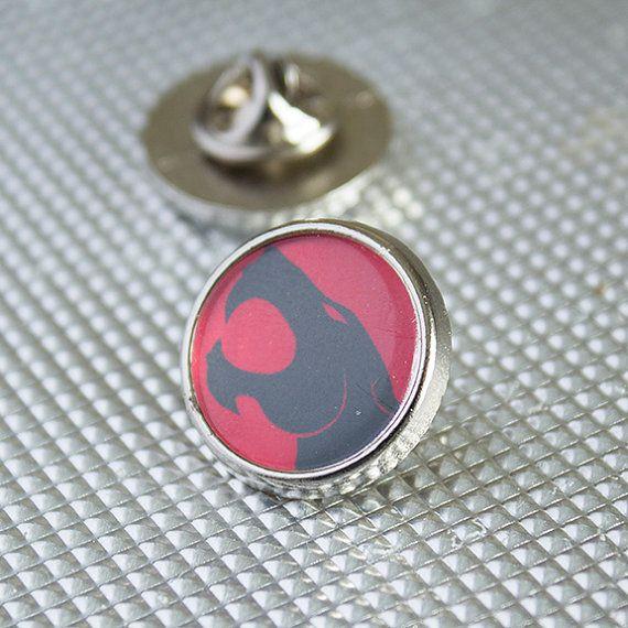 Cool Thundercats Lapel/Tie Pin Badge by UnofficiallyOriginal