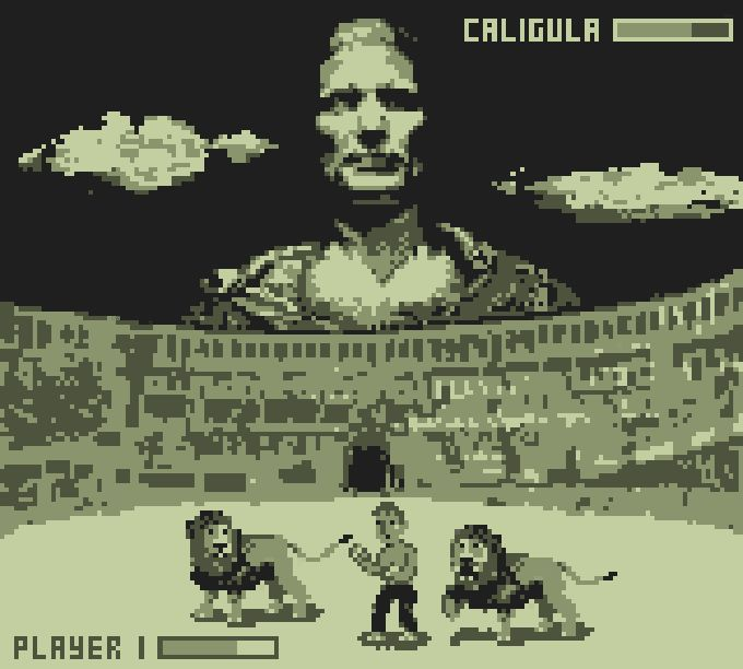 Colosseum Game Boy Battle - Joe Maccarone