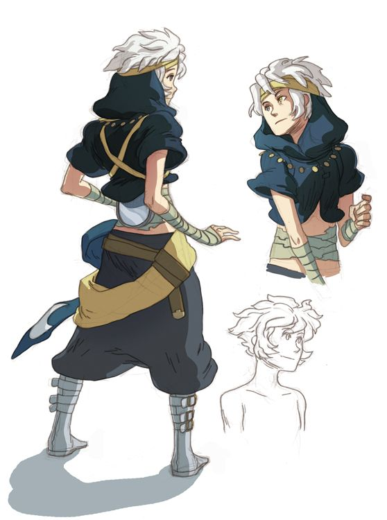 Anime Boy Character Design : Anime character design ideas imgkid the image