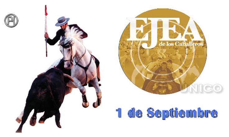 La afición de Ejea de los Caballeros podrá ver en acción al centauro navarro este 1 de septiembre.