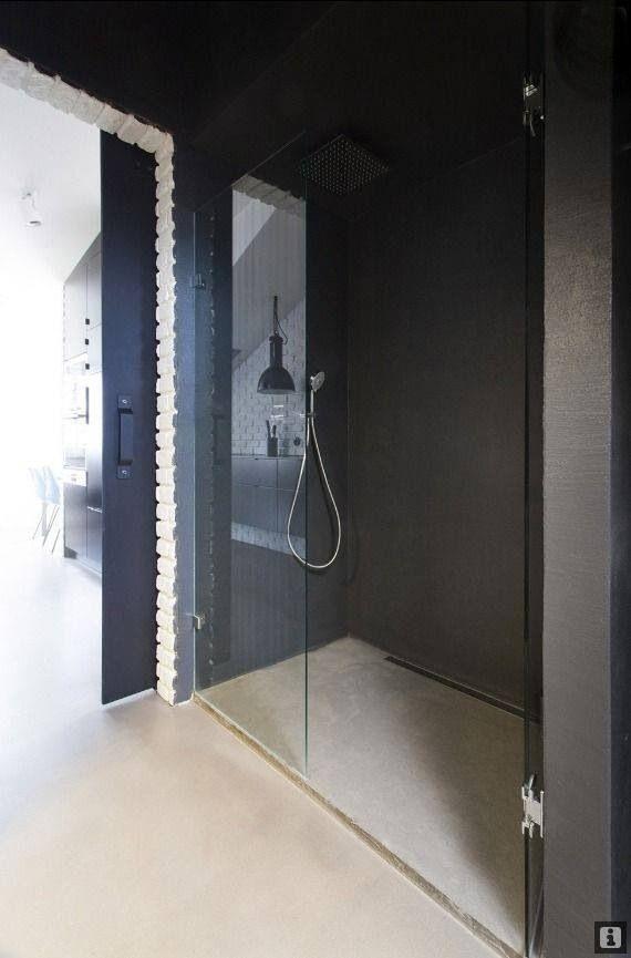 prysznic (nasza mała łazienka) ;)