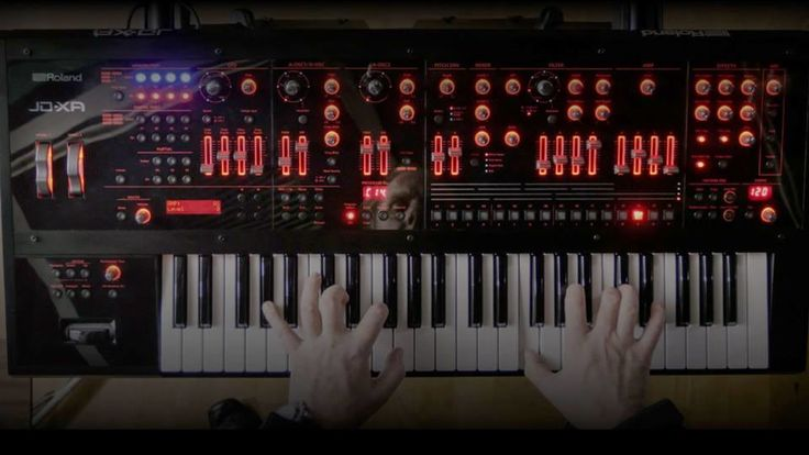 Have you tried this crossover #synth from @Roland_US? With analog warmth and digital versatility, it's a must-have #bananasatlarge #roland #synthesizer #keys #keyboard #play #music