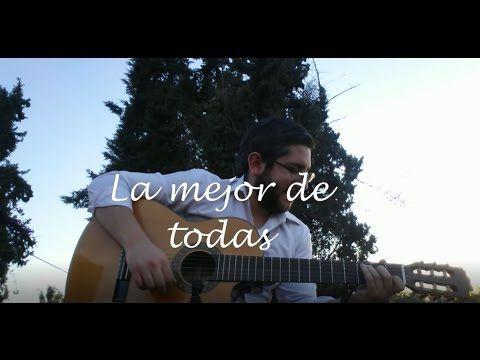 La mejor de todas (cover acúsitco de Banda el Recodo) - David Hernandez