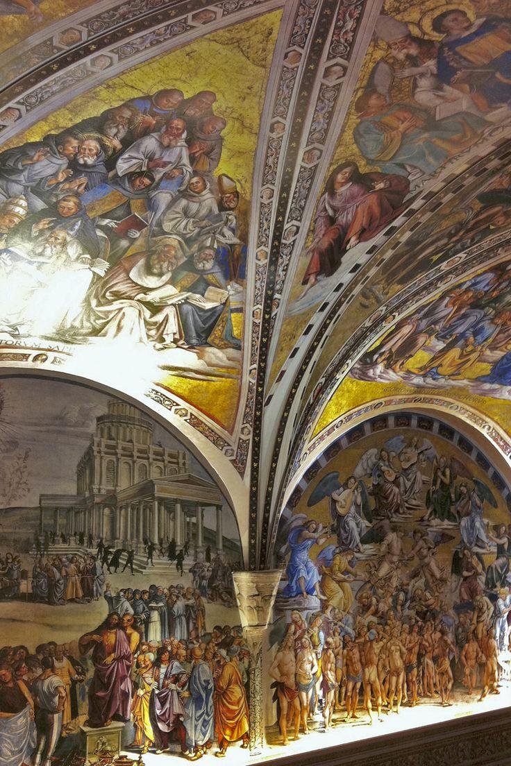 Graphica. – Casa esposizioni Illegio: Mostra di San Floriano - Realizzazione rivestimento cupola a sesto acuto in scala ridotta