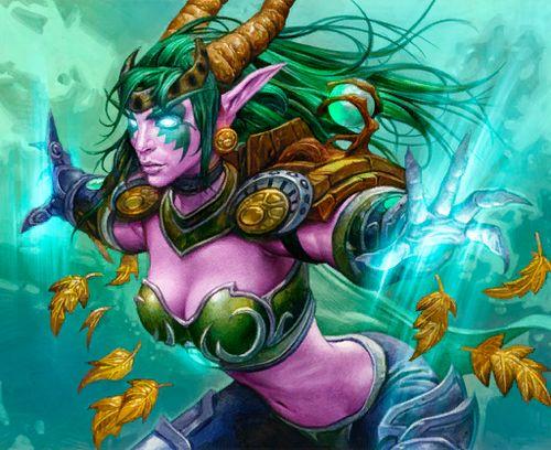Ysera Awakens - Hearthstone: Heroes of Warcraft Wiki