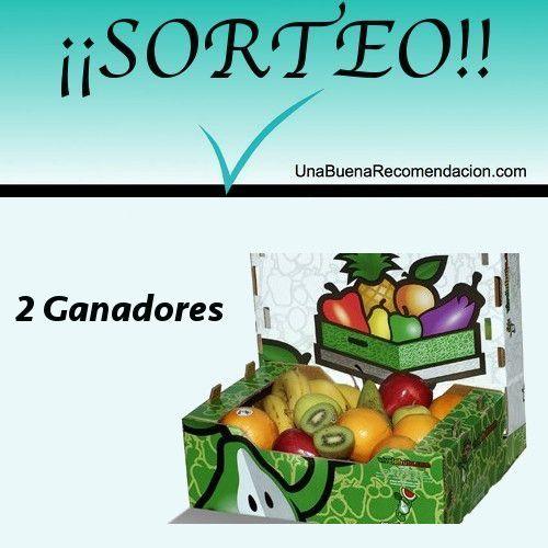 Sorteo 2 Cajas Frutas Vuelta al Cole