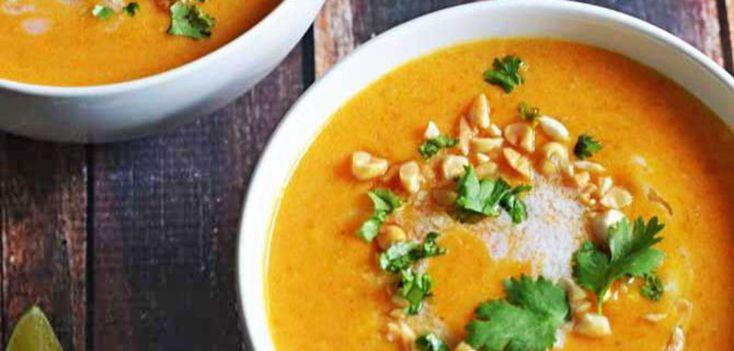 10 idées de soupes de légumes pour affronter le retour du froid
