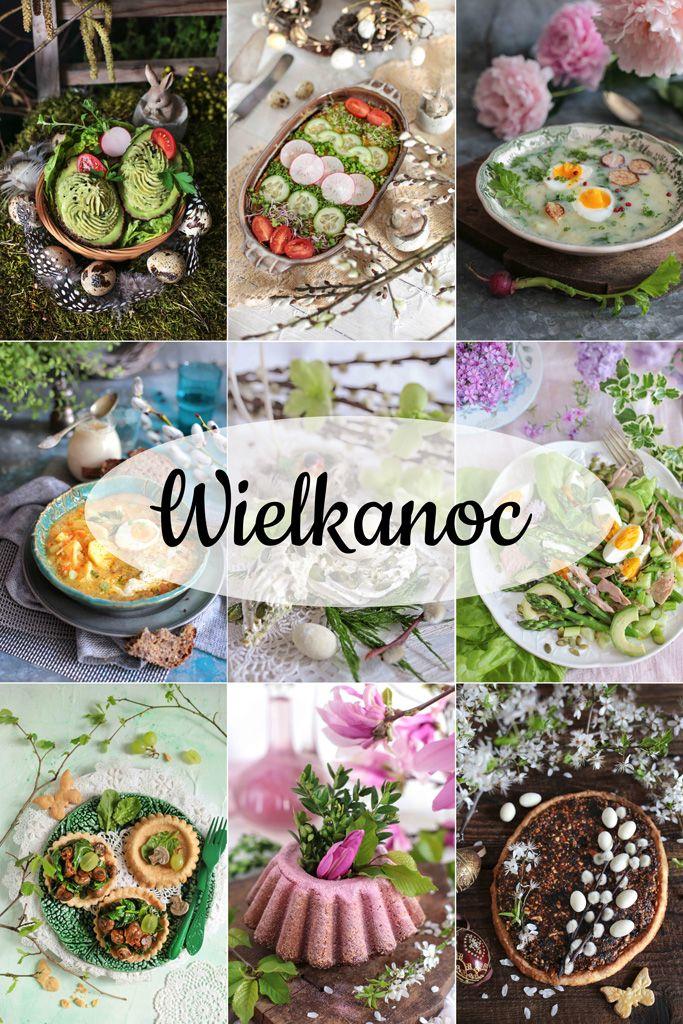 Przepisy Na Wielkanoc Zen W Kuchni Food And Drink Food Dishes Easter Recipes