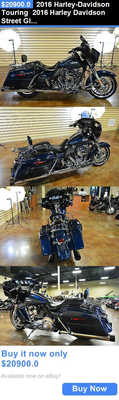 Motorcycles: 2016 Harley-Davidson Touring 2016 Harley Davidson Street Glide Special Flhxs Like New 282 Actual Miles Clean BUY IT NOW ONLY: $20900.0 #harleydavidsonstreetglidespecial